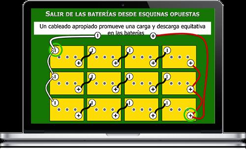 Spanish FV203 Prep_Batteries_computer