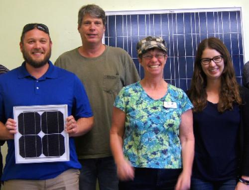 SEI Alumni Highlight: Stephanie Gulliver – Solar Installation Training for Electrical Engineers!