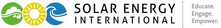 Capacitación para Instaladores Solares – Curso de Instalación de Sistemas Solares Fotovoltaicos –  Cursos de Energía Solar – Educación en Energías Renovables / Capacitación en Energías Renovables –  NABCEP – Solar Energy International (SEI) Logo
