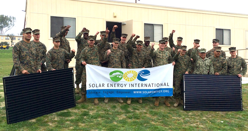 SEI Participates in Solar Training and Workforce Development for Veterans Roundtable Discussion