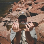 Fly Fishing the Gunnison River