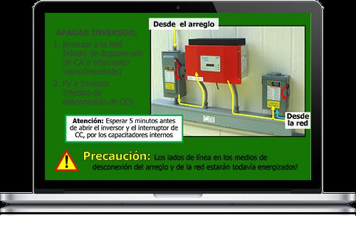 Spanish FVOL101_inverter_computer