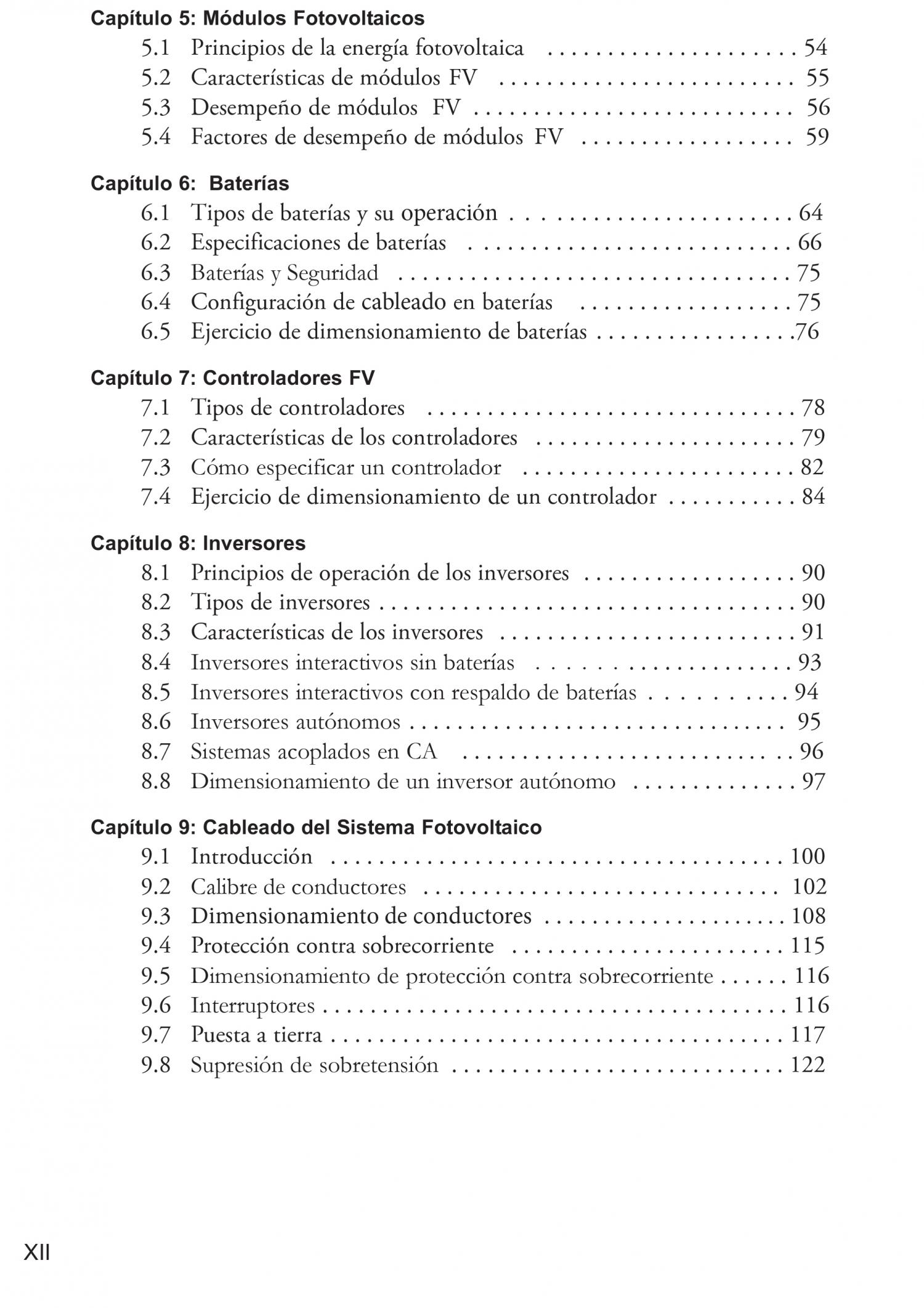 Fotovoltaica Manual De Dise 241 O E Instalaci 243 N Solar