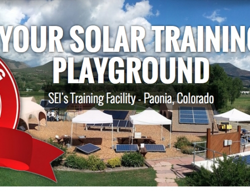 Solar Energy International (SEI) Celebrates the Week of Earth Day with Training Events and 40,000+ Alumni Milestone