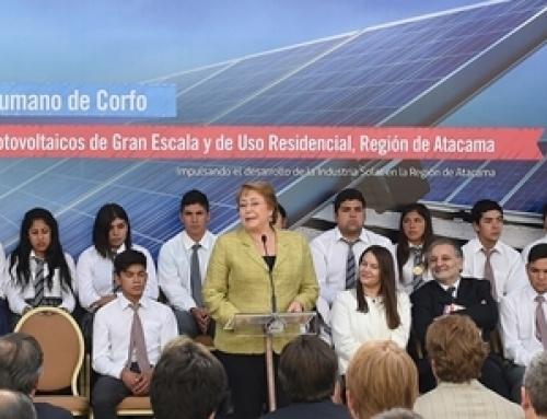 ¡Solar Energy International Seleccionado por el Gobierno de Chile para Capacitaciones Técnicos Solares!