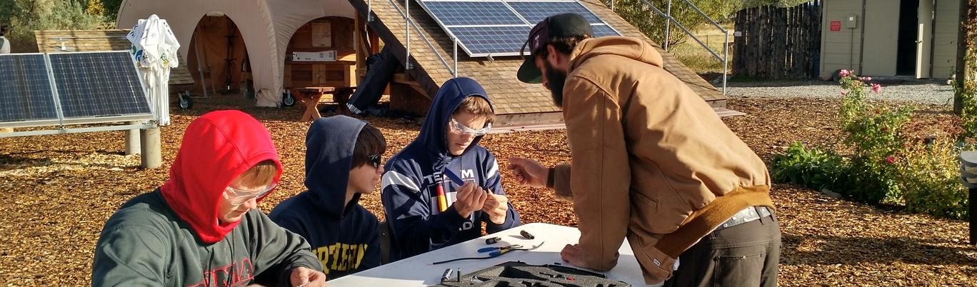 Solar In The Schools Outreach Program Solar Training Solar