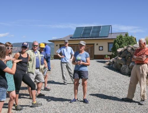 The Brett's Solar Story
