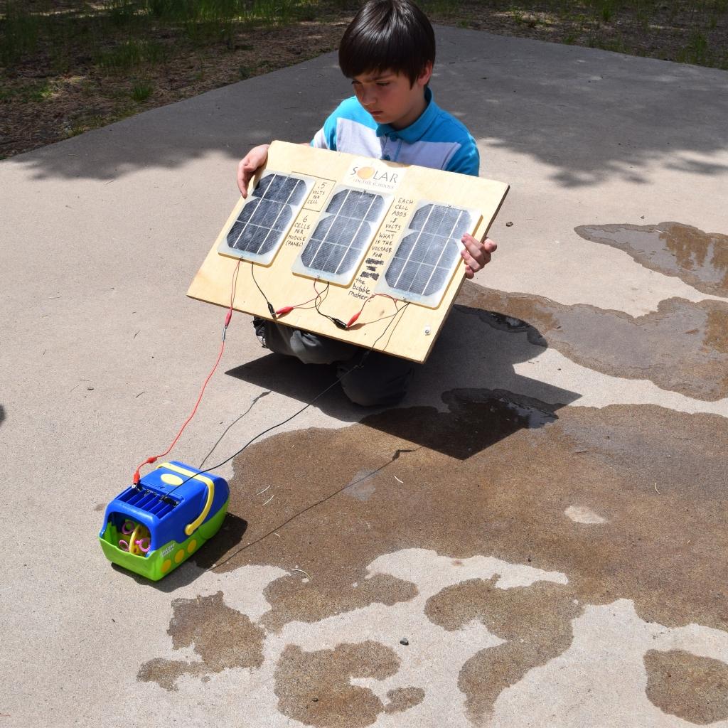 Solar In The Schools Outreach Program Solar Training