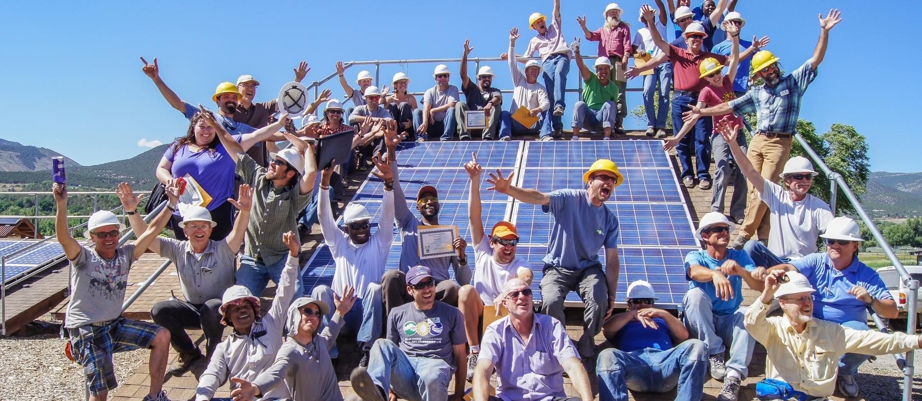 Solar Energy International's (SEI) Programa Hispano Alumni Spotlight: Natalia Gómez