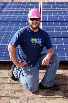 Daniel Gisonda - Solar Installer Training