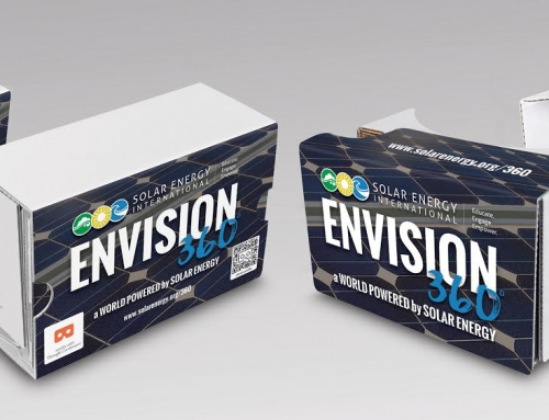 Solar Energy International (SEI) Launches Envision360 Google Cardboard Virtual Reality Project to Highlight Solar Careers