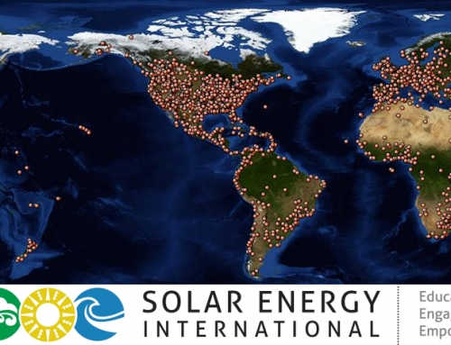 Solar Energy International (SEI) responde a la Prohibición de Viajar (Travel Ban) de Estados Unidos con un Programa de Becas