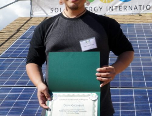 Strengthening Community Through Solar