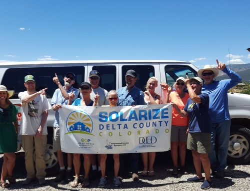 Solarize Delta County Announces Launch Event!