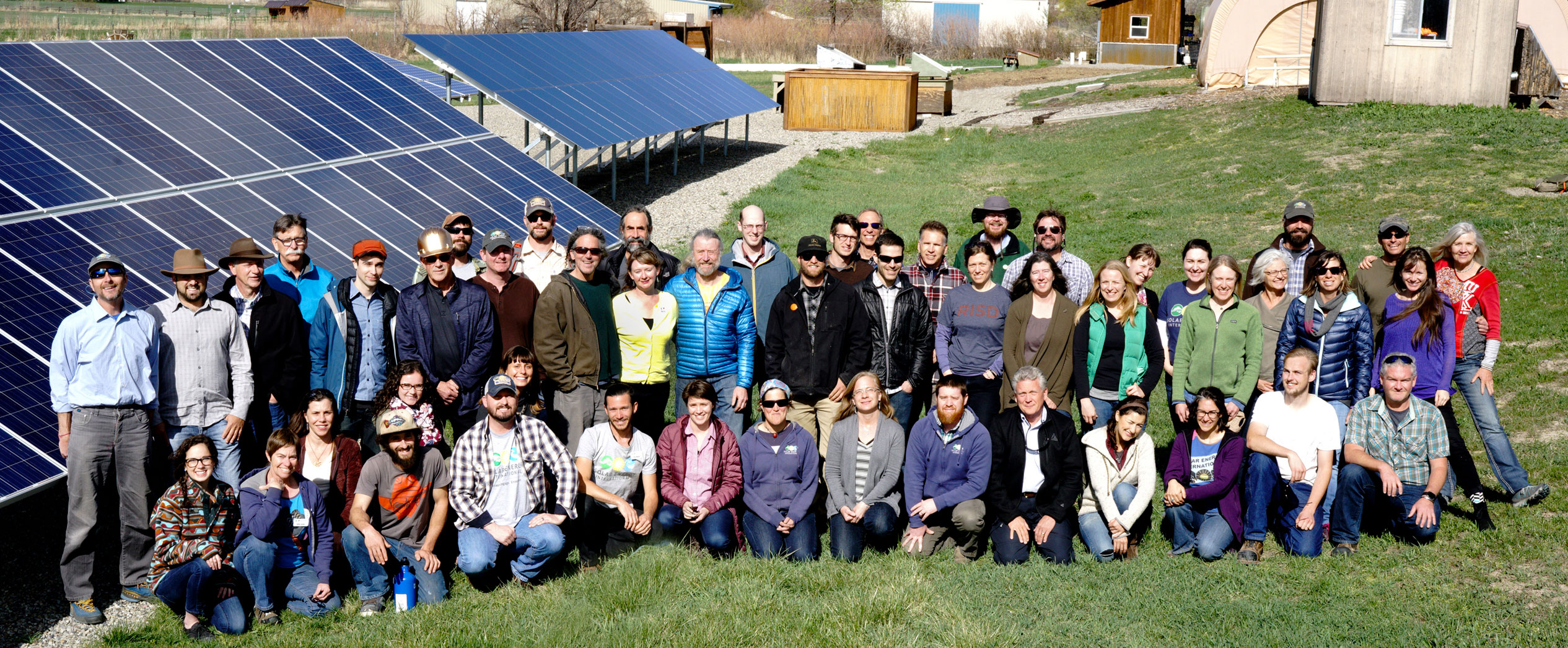 Solar Energy Team Photo