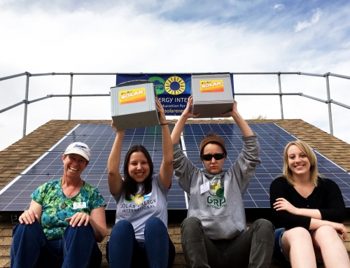 GRID Alternatives Colorado and Solar Energy International Empower Women in Solar