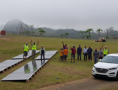 SEI Instructors travel to Puerto Rico in light of Hurricane Maria