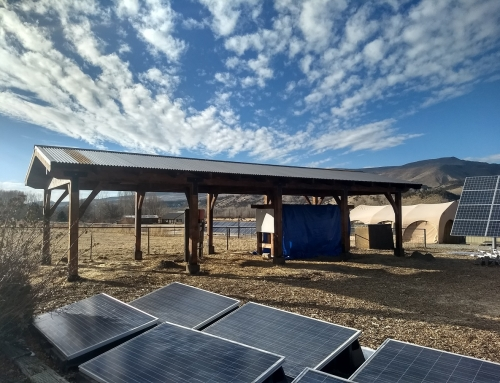 What's new at Solar Energy International's campus? Check out our winter updates!