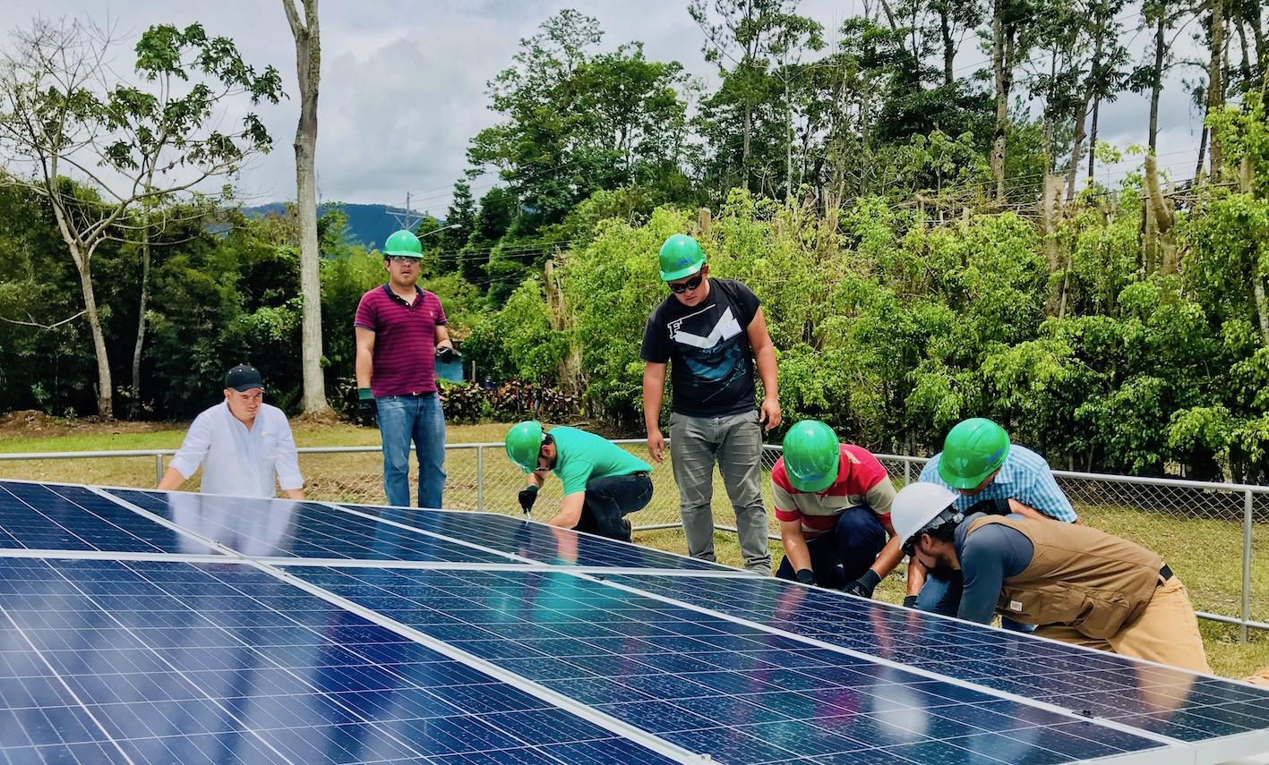 Solar Energy International (SEI) opens its first International Solar