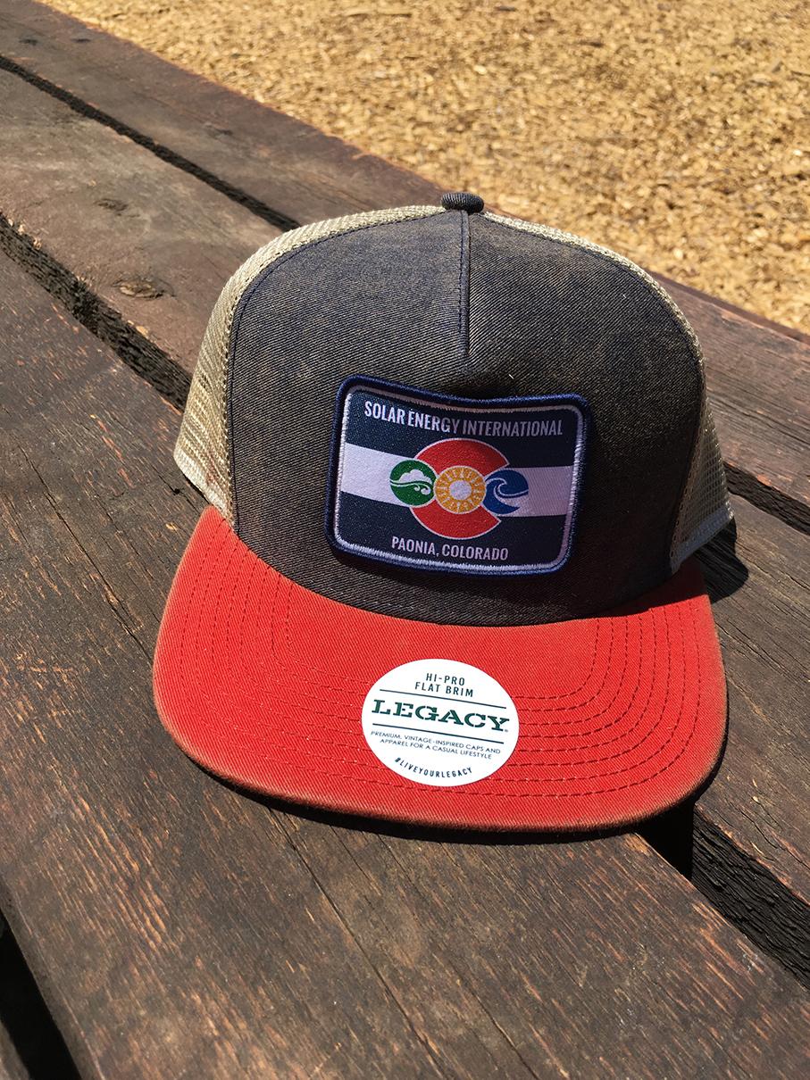 Sei Colorado Trucker Hat Capacitaci 243 N Para Instaladores