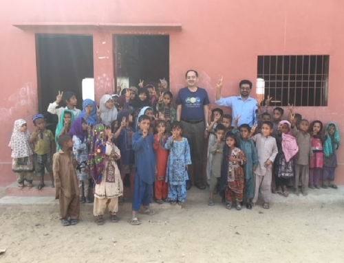 Lighting the fire: A message from SEI Alumni Bilal Ahmed