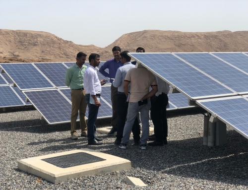 Solar Energy International and Shams Global Solutions Leaders of Solar Training in Oman