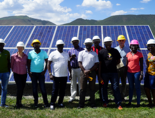 SEI Teams Up with Remote Energy to Train Ugandan Engineers on Solar Water Pumping Design