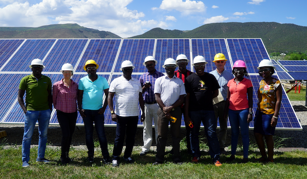SEI Teams Up with Remote Energy to Train Ugandan Engineers on Solar