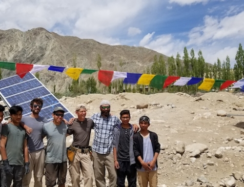 Members of the SEI community team up with San Juan College for a service trip in the Himalayas