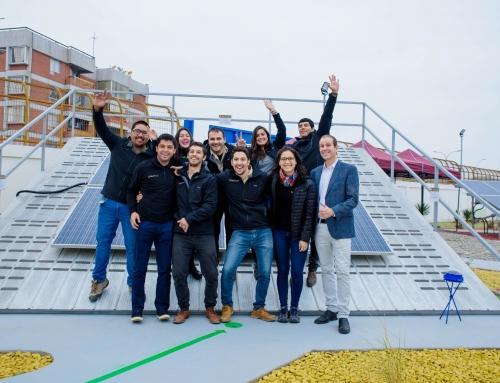 Egresados de SEI inauguran un Laboratorio Solar en una Escuela Municipal de Arica, Chile