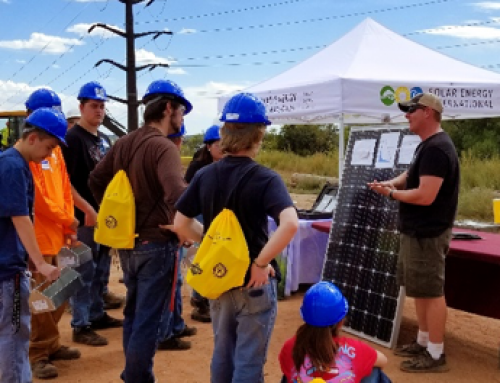 Solar Energy International (SEI) attends 11th annual Southern Colorado Construction Career Days