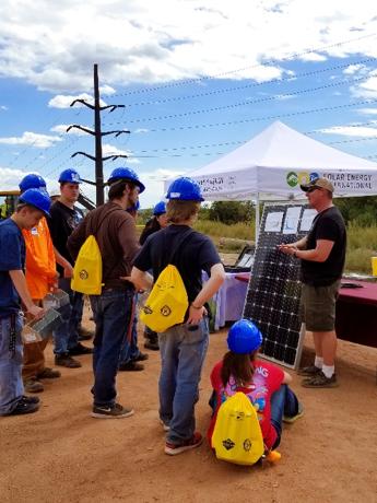 Solar Energy International (SEI) attends 11th annual