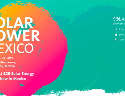 SEI selected as the Leading Training Organization at Solar Power Mexico 2019