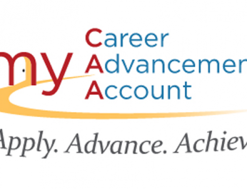 SEI accepted to participate in the My Career Advancement Account Scholarship Program, provides financial assistance to military spouses