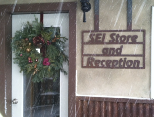 A letter of gratitude and warm wishes for the holiday season from SEI Executive Director Kathy Swartz
