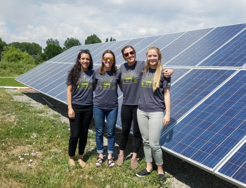 Congratulations from SEI: Solar Access Team wins first place for innovative community solar business model