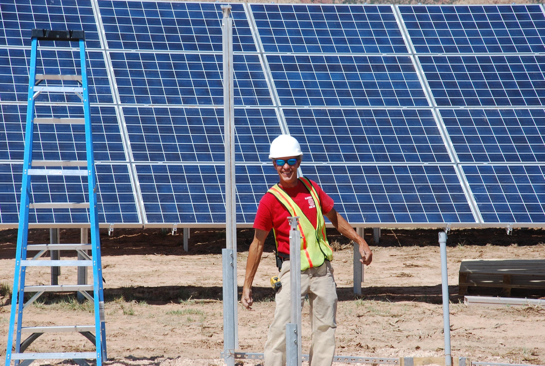 The Levi Heinold/Mountain Power Scholarship - Solar Training - Solar