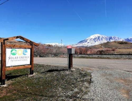 Próximos a los Laboratorios Fotovoltaicos de 2019: ¡Mira las novedades en nuestro campus de Colorado!