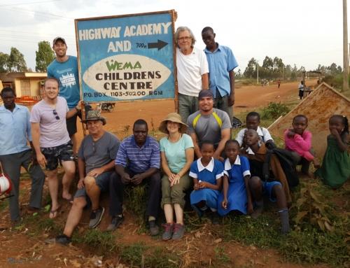 SEI colabora con laboratorios para proyecto solar de Ingenieros Sin Fronteras en el orfanato e internado Wema Centre en Kenia