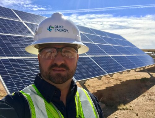 Alumni Highlight: Josh Rogers, from SEI student to Director of Solar Operations for Duke Energy Renewables