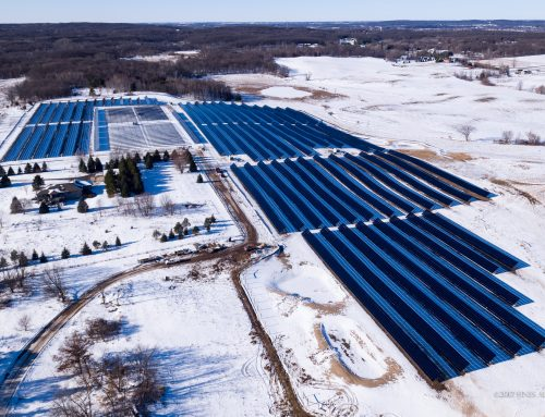 Alumni Highlight: From SEI student to 165 MW of solar projects across Minnesota!