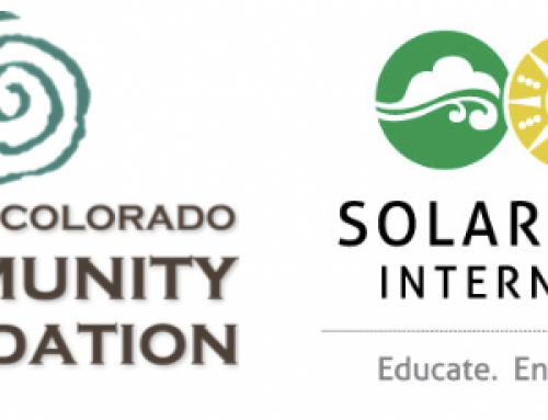 Solar Energy International (SEI) awarded grant from the Western Colorado Community Foundation for sustainability upgrades on campus