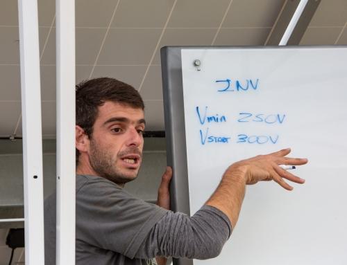 Nuestro instructor Pablo Hernandez comparte tips para iniciar un negocio en la industria solar