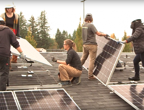 SEI participates in first three-day Solar Industry Readiness Training pilot to Oregon Tradeswomen's Environmental Workers Training program