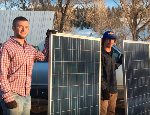 SEI partners with Western Colorado University's Master in Environmental Management (MEM) that integrates solar training with program courses