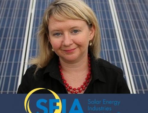 Kathy Swartz, directora ejecutiva de SEI, elegida como nueva miembro de la junta de la Asociación de Industrias de Energía Solar (SEIA)