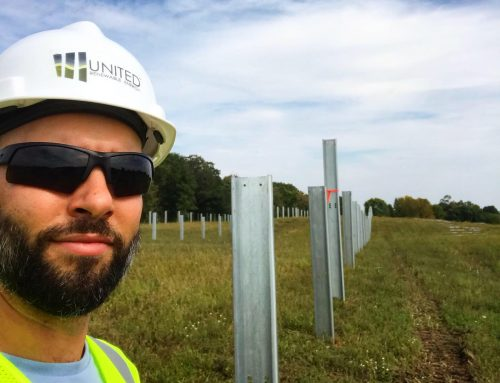 Alumni Highlight: Max Hupertz, United Renewable Energy LLC