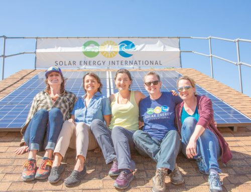SEI Celebrates Women in Solar