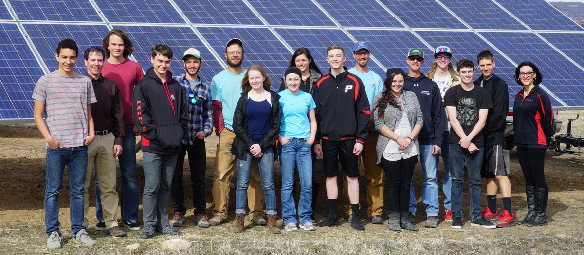 Solar In The Schools Outreach Program
