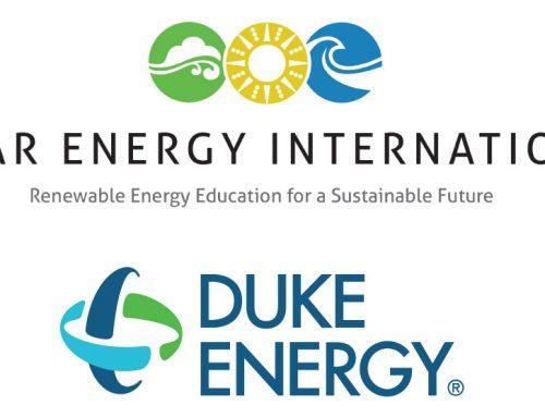 Solar Energy International (SEI) announces new Duke Energy Renewables Scholarship